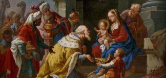 Messaggio di auguri di Buon Natale di p. Ennio Staid
