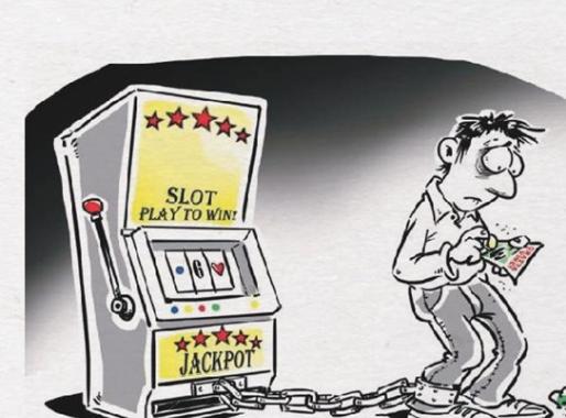 gioco azzardo pericoli