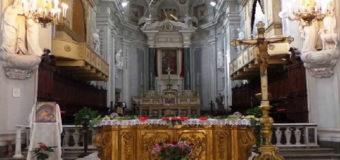 Restauro dell'organo a canne della Chiesa Madre di Caccamo
