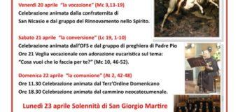Festeggiamenti in onore di San Giorgio Martire 2018
