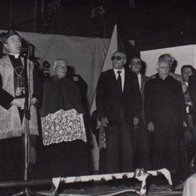 Festeggiamenti del Beato Giovanni, intevento di S.E.R. il Cardinale S. Pappalardo (anno 1987)