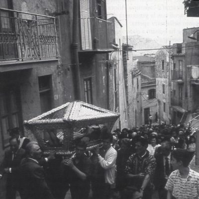 Processione del Beato Giovanni (foto anni '80)