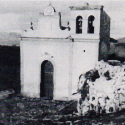 Chiesa del Beato Giovanni Liccio fuori le mura (primi anni del sec. XX)