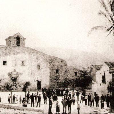 Chiesa Santa Maria degli Angeli (inizi del XX sec.)