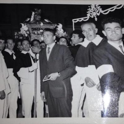 Processione del Beato (anno 1959)