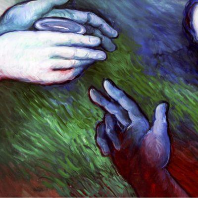 Carla Tolomeo - Battesimo di Cristo