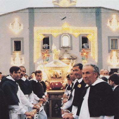 Solenne processione del Beato Giovanni ( foto 1991)