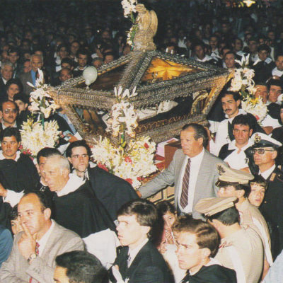 Solenne processione del Beato Giovanni (anni '80)