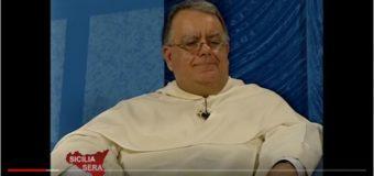 """Fr. Giovanni Calcara parla del suo libro su San Vincenzo Ferreri nel programma """"Sicilia Sera"""""""