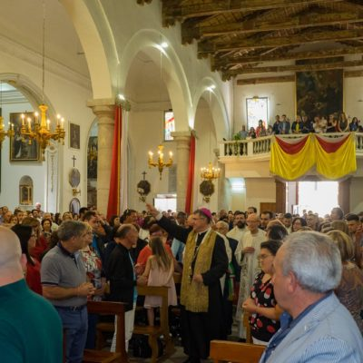 Solenne Pontificale 28-05-2018