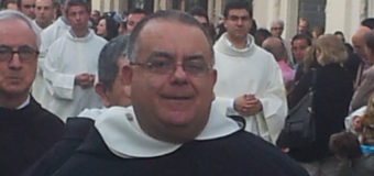 Auguri a Fr. Giovanni Calcara O.P. per il XXX Anniversario dell'Ordinazione Presbiteriale
