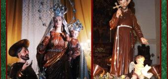 Festeggiamenti in onore della Madonna del Rosario e di San Francesco