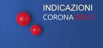 Indicazioni dell'Arcidiocesi per le comunità ecclesiali riguardo l'emergenza Coronavirus