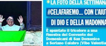 """Settimanale """"Maria con te"""", la foto della settimana è di Padre Giovanni Calcara"""