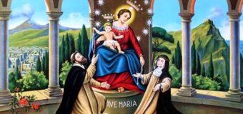 """Pompei: Il 15 aprile fedeli riuniti in preghiera con il """"Rosario per l'Italia"""""""