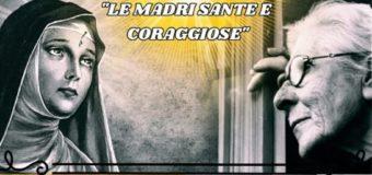 """22 maggio, ricordiamo le """"madri sante e coraggiose"""": Rita da Cascia e Felicia Impastato"""