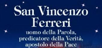 """Il volume """"San Vincenzo Ferreri, uomo della Parola, predicatore della Verità, apostolo della Pace"""" giunge alla seconda edizione"""