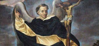 San Vincenzo Ferreri e l'origine del pranzo natalizio per i poveri – di fr. Giovanni Calcara