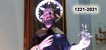 """A otto secoli della """"nascita al Cielo"""" (1221 6 agosto 2021), riscopriamo San Domenico di Guzman – di fr. Giovanni Calcara o.p."""